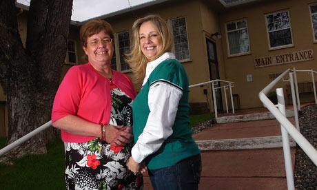 Kay Rene and Dee Ann