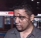 Shahid Malik in 2001 during the Burnley riots.