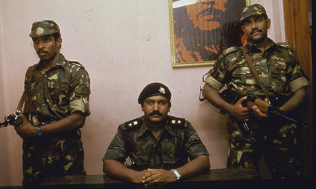 ltte chief velupillai prabhakaran Ltte chief velupillai prabhakaran, who met solheim about 10 times in all, starting in 2001, was an 'absolute amateur' in international politics even though he was a 'military genius', the.