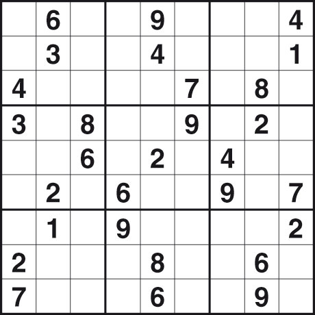 Sudoku 1254