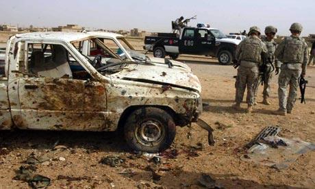 kirkuk suicide bomb, iraq