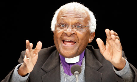 Archbishop Desmond Tutu retires from public life