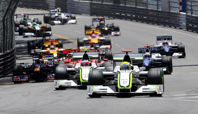 monaco mapa. hairstyles 2010 Monaco GP
