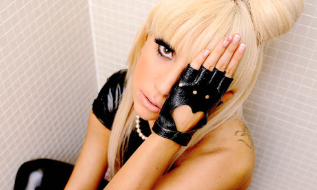 Lady GaGa, American singer/songwriter