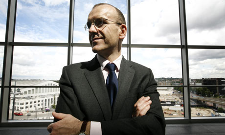 Terry Leahy, chief executive of Tesco