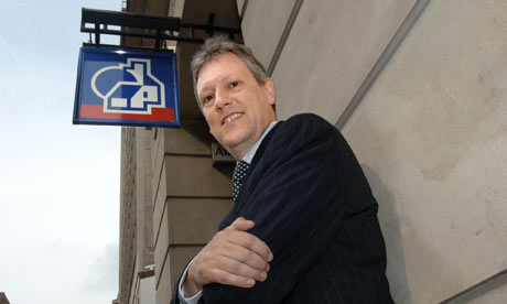Graham Beale, chief executive of the Nationwide Building Society