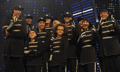 Diversity Dance Group Britains Got Talent 8