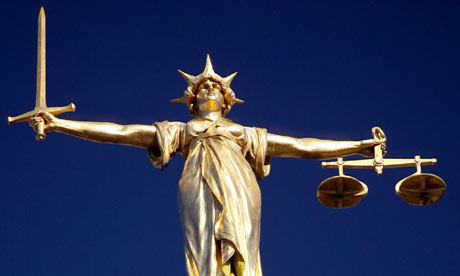 The Scales of Justice, Old Bailey, London, Britain - May 2007