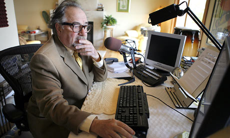 Radio talk show host Michael Savage