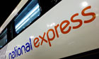 A National Express train