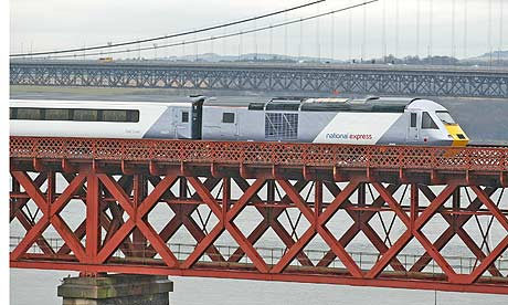 National Express Trains London To Edinburgh