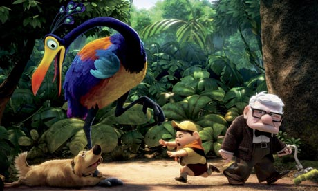 pixar characters in other pixar movies. 2009. Characters from the