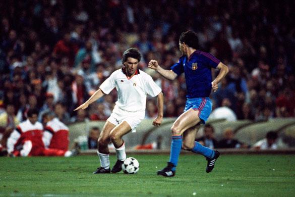 Ancelotti-AC-Milan-v-Stea-001 jpgAncelotti Player