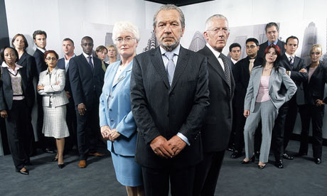The Apprentice series one