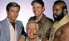 The A-Team original cast