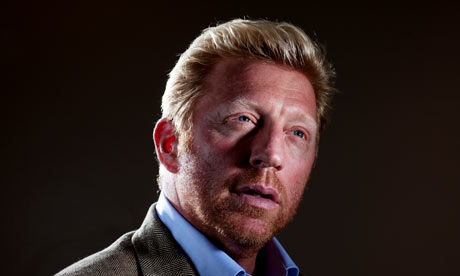 Q&A: Boris Becker
