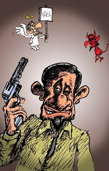 Ahmadinejad-cartoon