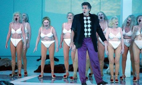 Thomas Hampson as Don Giovanni