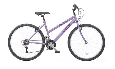 British Eagle Verona womens bike at £70 from ASDA direct