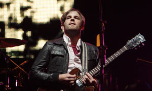 Kings Of Leon frontman Caleb Followill