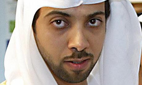 sjeik Ahmed bin Zayed al-Nahayan