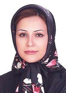 Picture of the dead Iranian protester Neda Soltani, taken from her Facebook tribute page.
