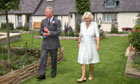 Prince Of Wales And Duchess Of Cornwall Wales