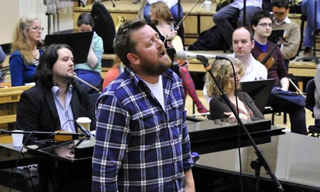 Elbow's Guy Garvey with the Hallé Orchestra