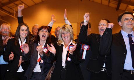 BNP member Sharon Wilkinson