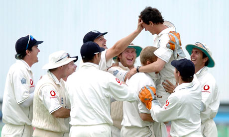 Cricket: The Ashes: England v Australia Gary Pratt