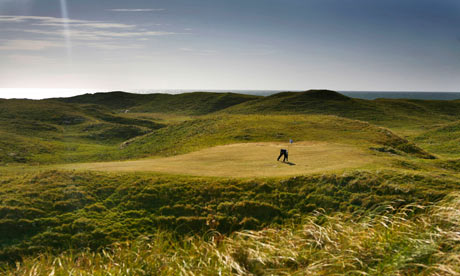 Askernish golf course