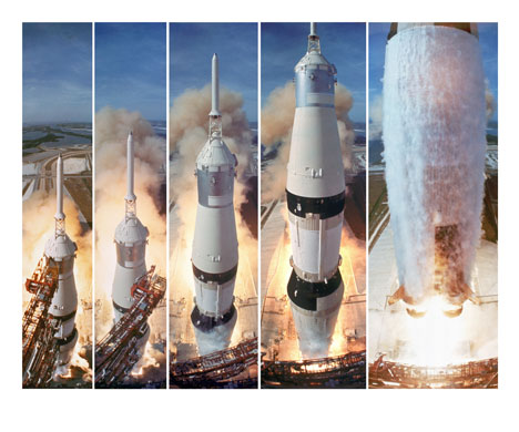 História- fotos da conquista da lua ,memoráveis!!!!!!!!!  Apollo-11-to-the-Moon-Com-016