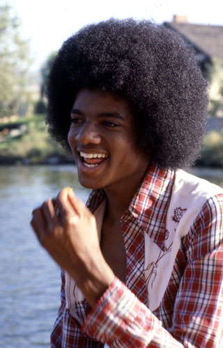 Michael Jackson souvenir: Michael Jackson 1978