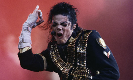 Michael Jackson Performing in Moscow 1993