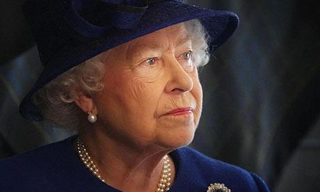 Queen visits Scotland