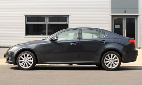 lexus is 220d review technology the guardian. Black Bedroom Furniture Sets. Home Design Ideas