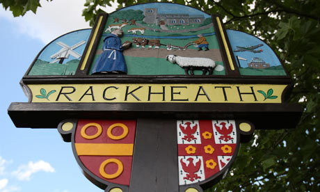 Rackheath, Norfolk, a new ecotown