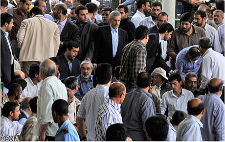 Mousavi-Friday-prayers