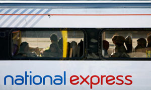 A train National Expr