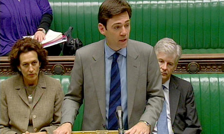 Andy Burnham, the health secretary, gives a statement on swine flu to the House of Commons