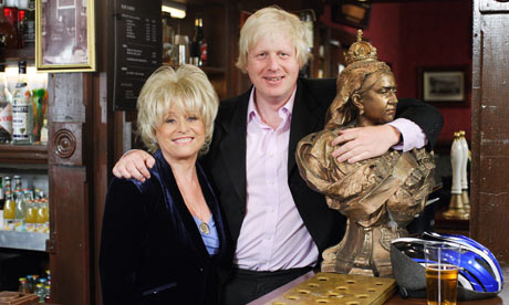 Boris Johnson to appear on EastEnders