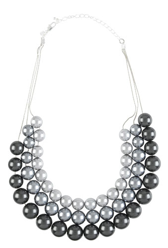 Jewellery - Silver Ball Necklace