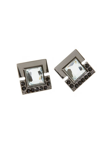 Jewellery - Square Earrings