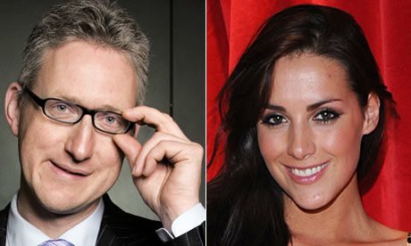 Lembit Opik and new girlfriend Katie Green