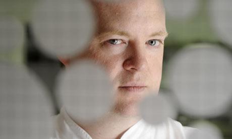 Marc Wilkinson, chef