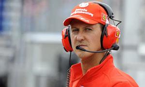Michael Schumacher, 19 July 2008