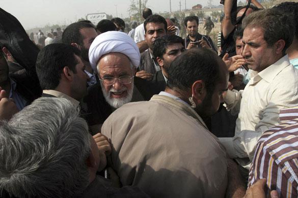 Mehdi Karoubis Etemad-e Melli paper closed down