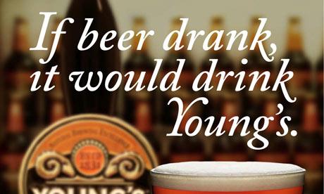 young's beer advert