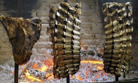 Argentina street food