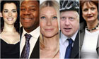 Group of celebrities reported to be victims of phone hacking